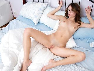 Debora Alta in Brunette Beauty - Nubiles