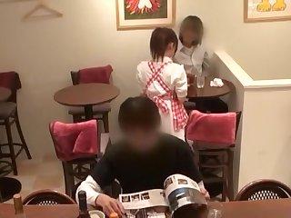 Incredible Japanese model Saki Hatsuki in Horny Rimming, Public JAV scene