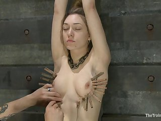 Training Lily LaBeau Day 4Early Invasion, Exercise, and Bastinado - TheTrainingofO